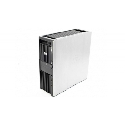 HP Z600 2x CPU xeon