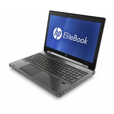 HP Elitebook 8560w SSD