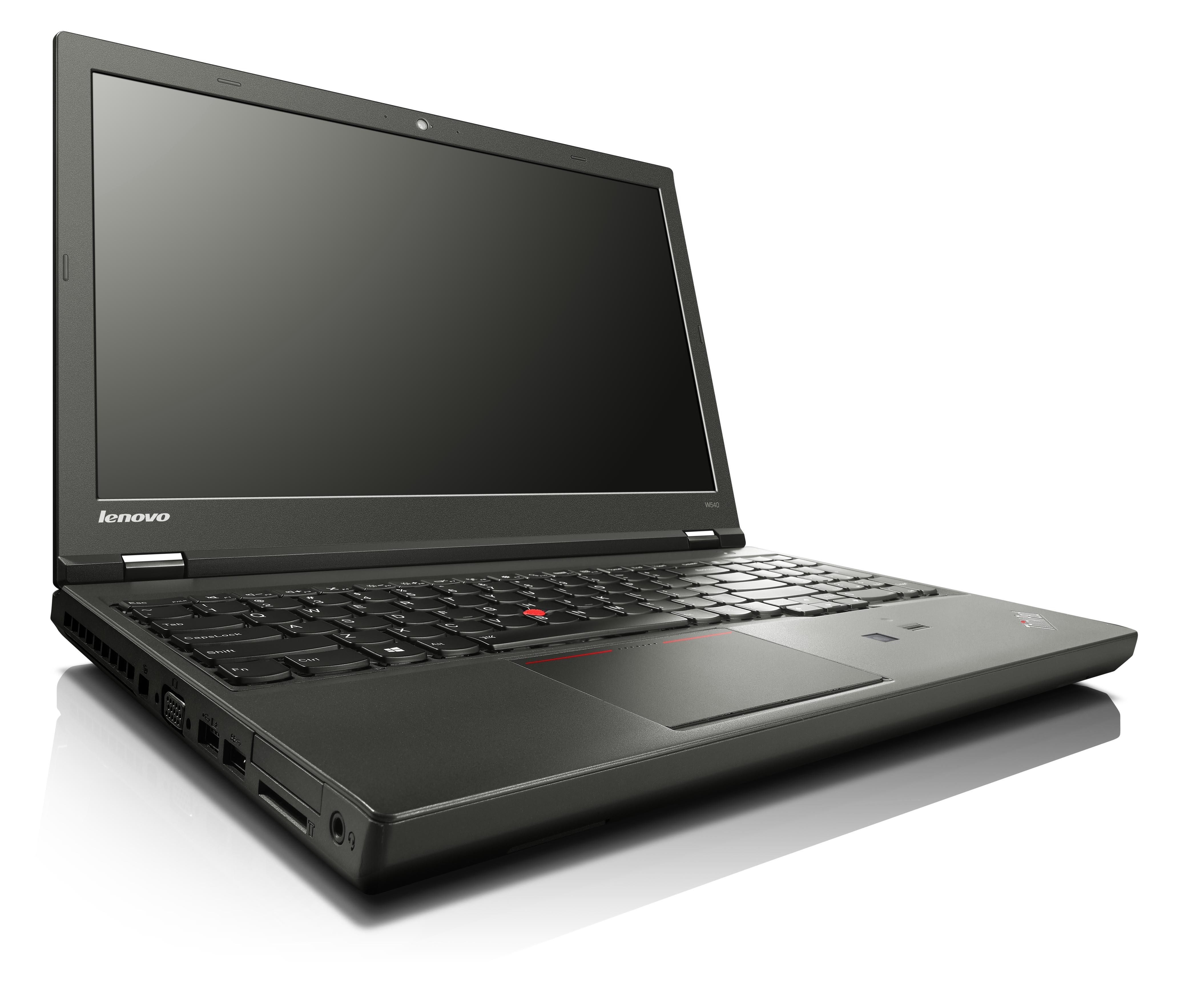 Lenovo Thinkpad W540 SSD