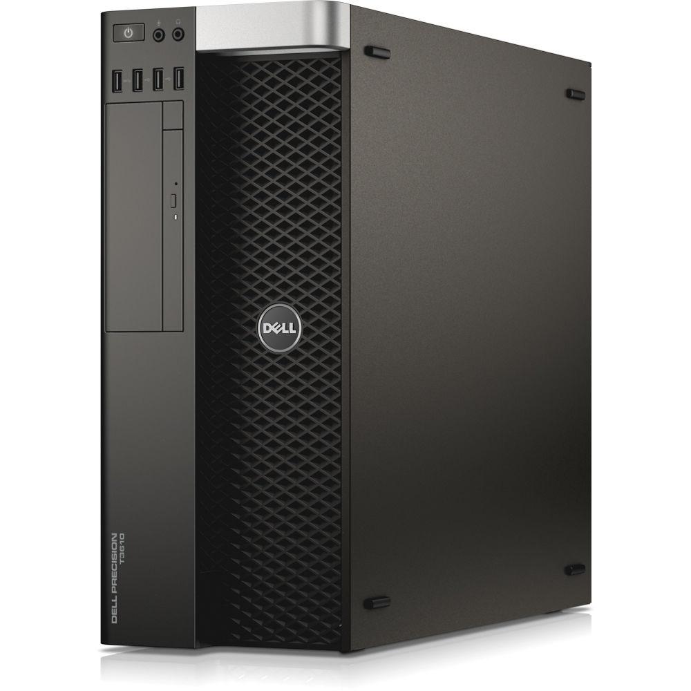 Dell Precision T3610 quadro a SSD 2000 WIN 10