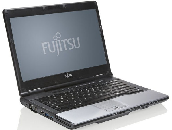 Fujitsu Lifebook E751 Win10