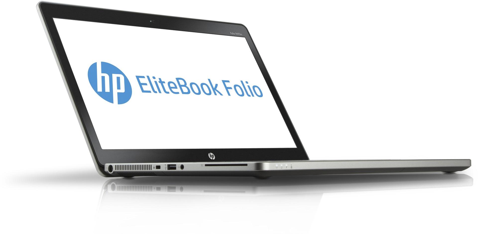 HP Elitebook Folio 9470m  i7 SSD