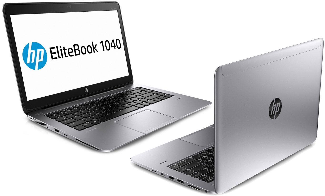 HP Elitebook Folio 1040 G1 WIN10 SSD