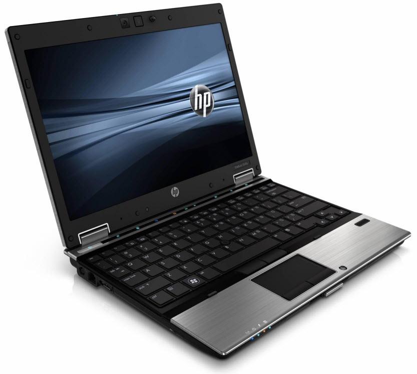 HP Elitebook 2540p SSD WIN10