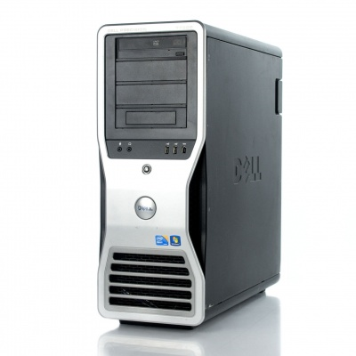 Dell Precision T7500  2xXEON Nvidia quadro 4000