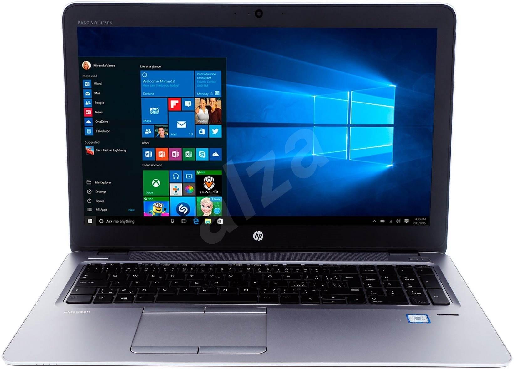 HP EliteBook 850 G3 16GB RAM