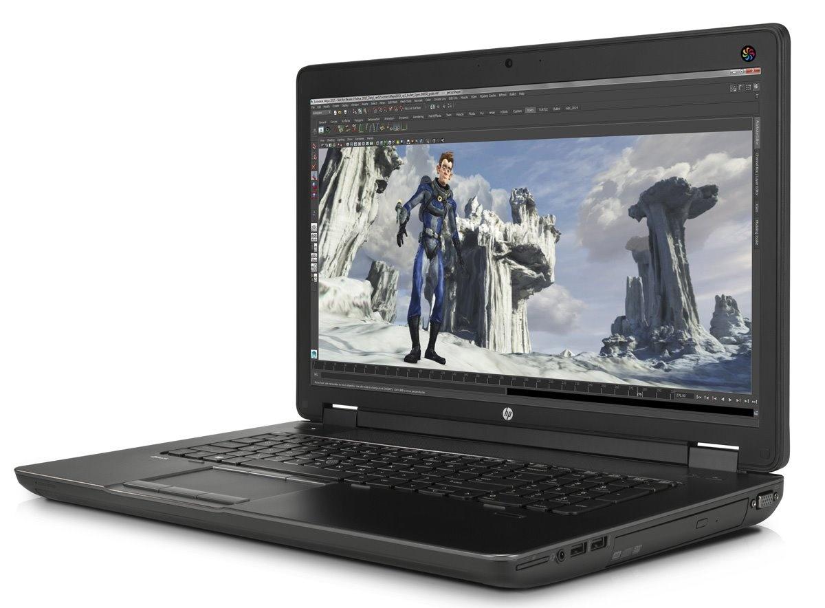 HP ZBOOK 17 SSD