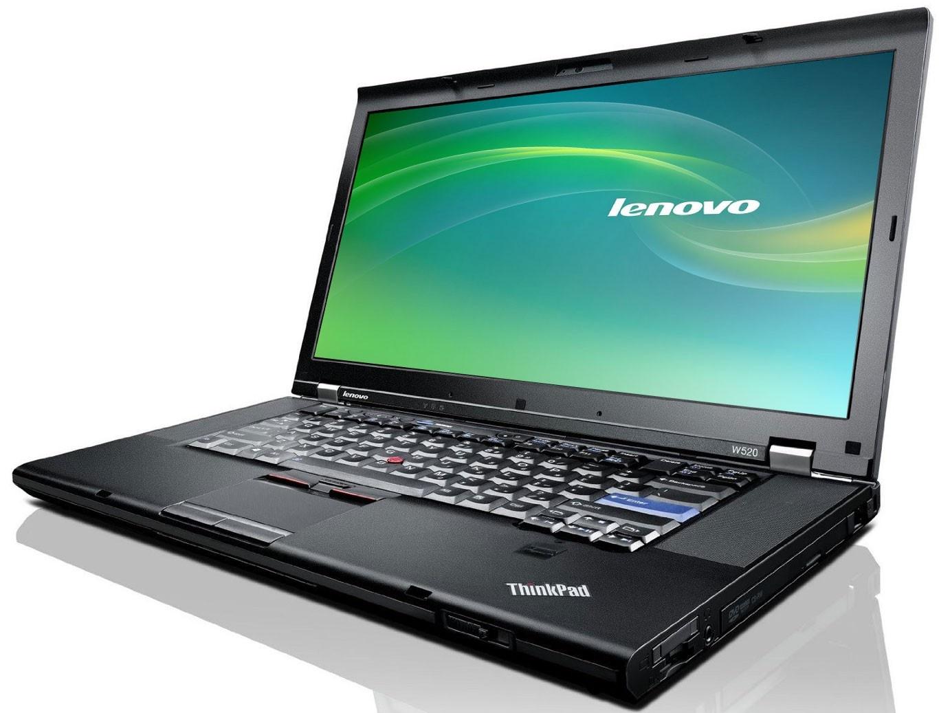 Lenovo Thinkpad W520 Win10