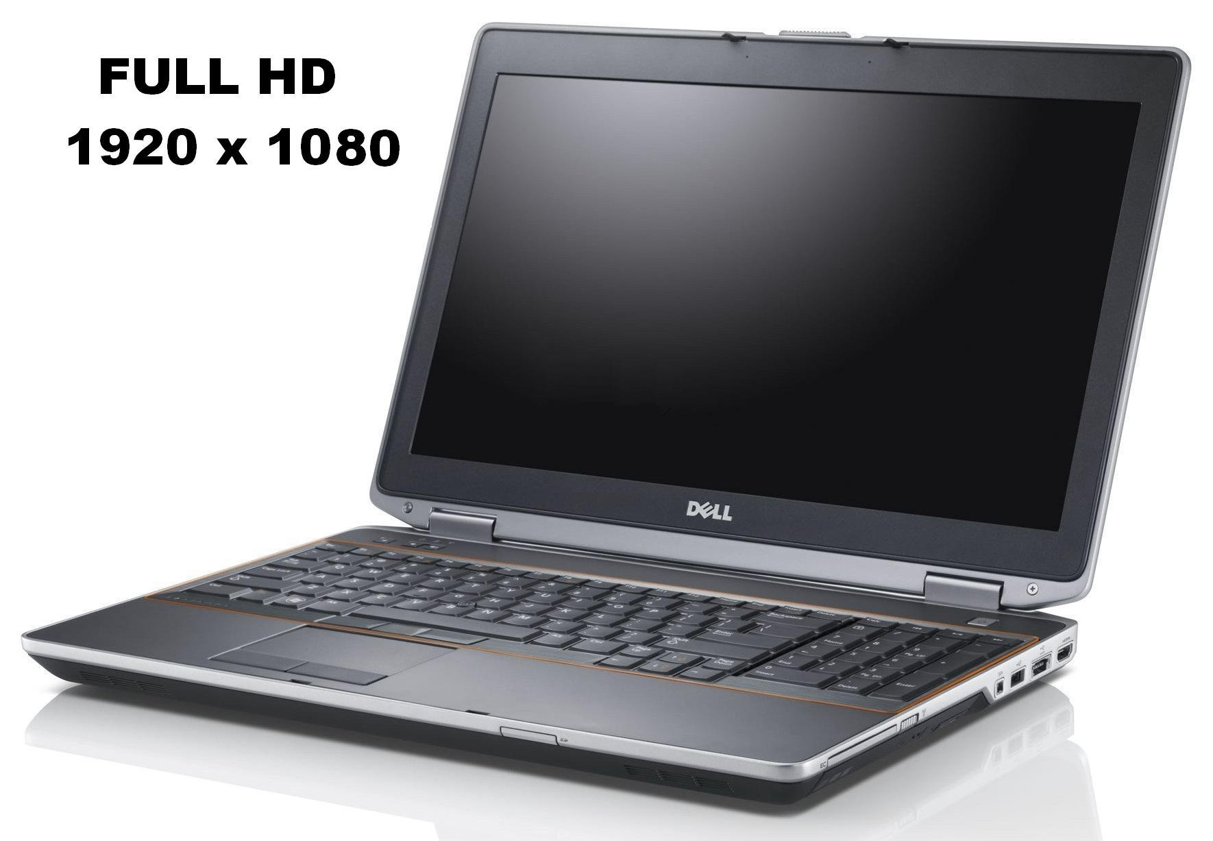 Dell Latitude E6520 FHD win 10