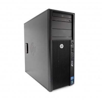 HP Z210 Workstation XEON Quadro K600