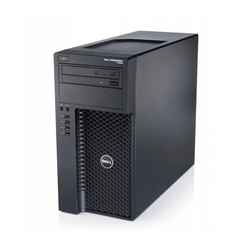 Dell Precision T1650 herní grafika