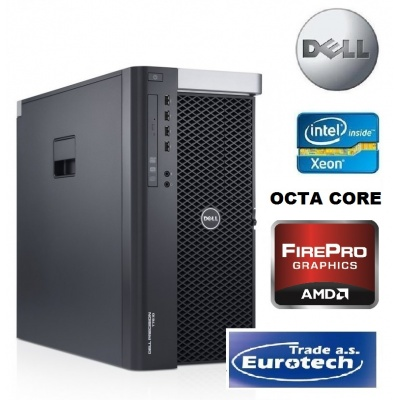 Dell Precision T7610 2x Xeon 2687w