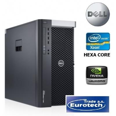 Dell Precision T7610 2x SIX CORE quadro K4000