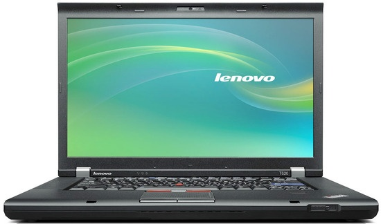 Lenovo Thinkpad T520 WIN10 i7