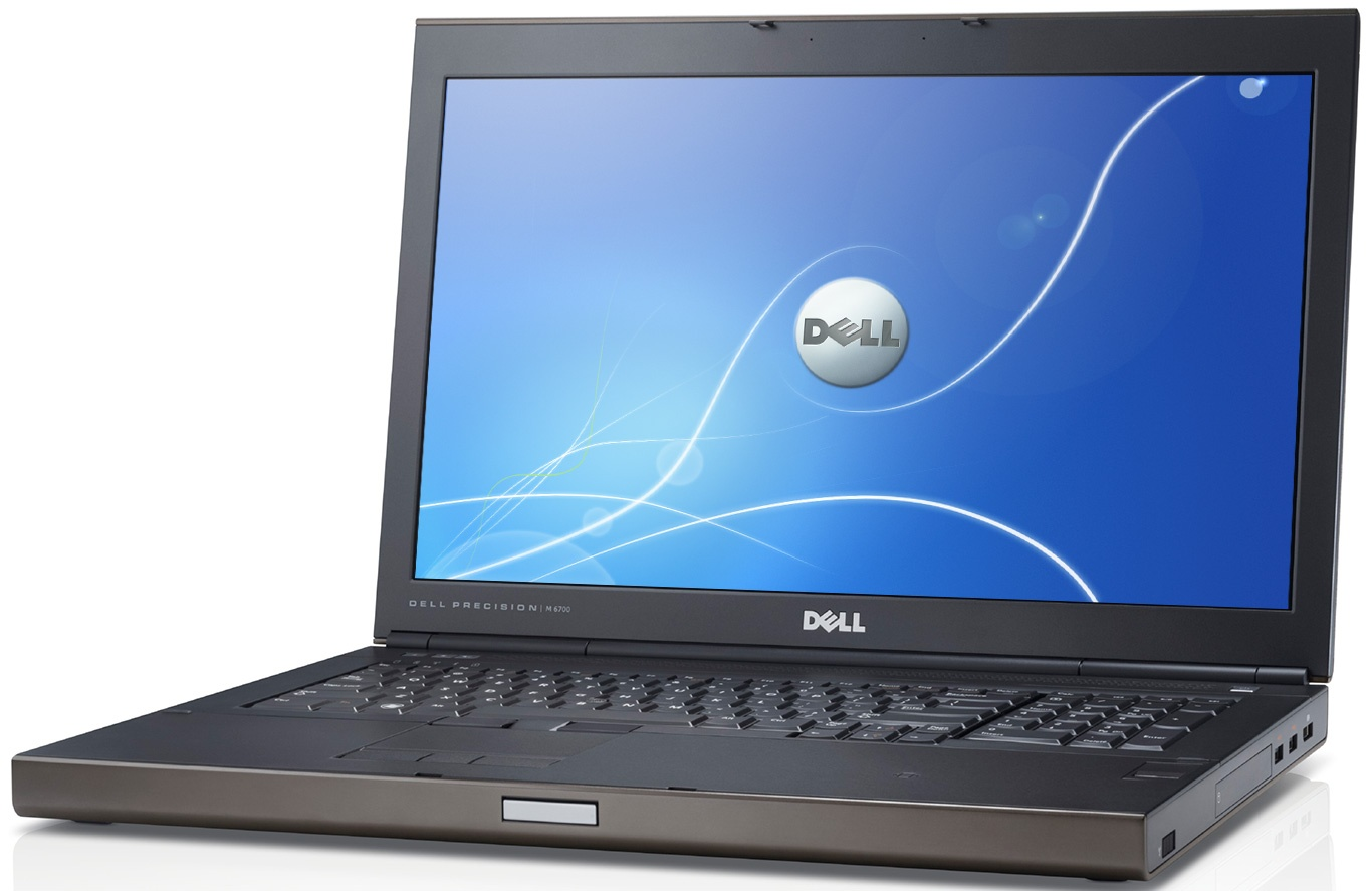 Dell Precision M6800 quadro K3100M 512SSD