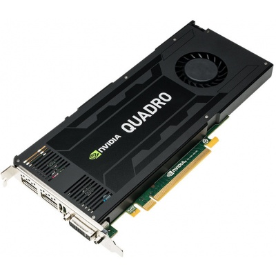 grafická karta nVIDIA Quadro K4200