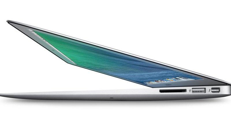 repasovany Apple MacBook Air