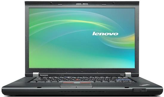 Lenovo Thinkpad T520 i7 a SSD