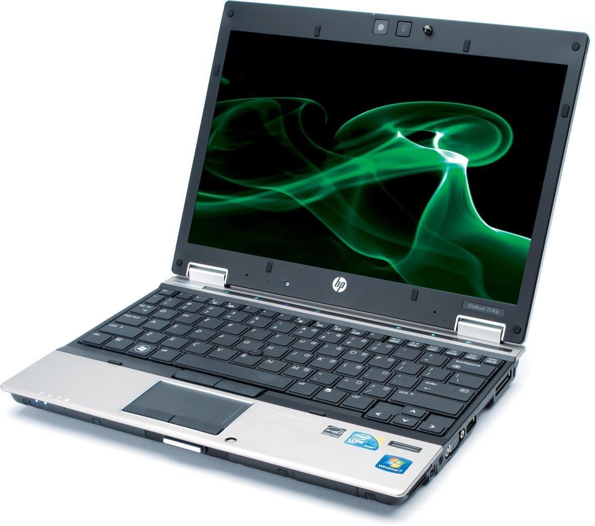 HP Elitebook 2540p 128 SSD WIN10