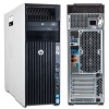 HP Z620 2x SIX core XEON
