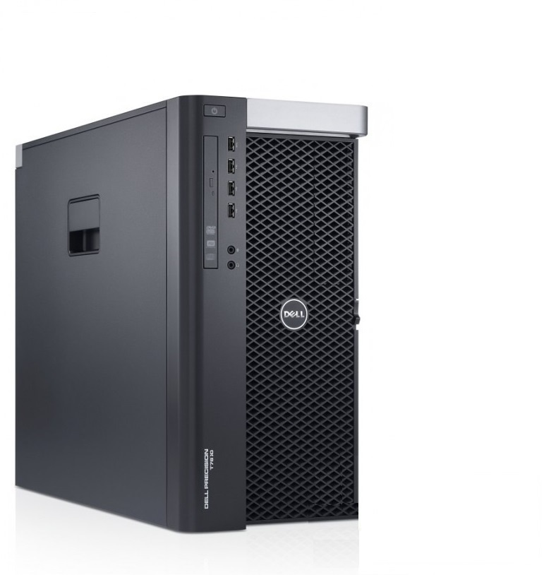 Dell Precision T7610 2x OCTA CORE 128 RAM quadro K5000