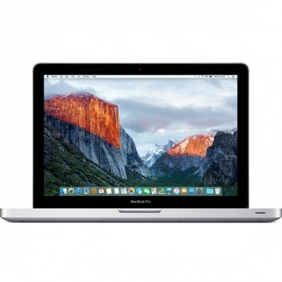 "Apple MacBook Pro 13""  i7 a SSD"
