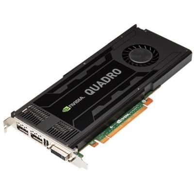 grafická karta nVIDIA Quadro K4000