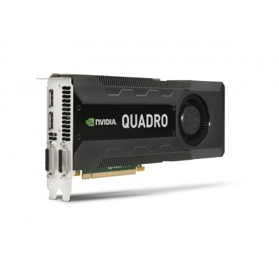 grafická karta nVIDIA Quadro K5000