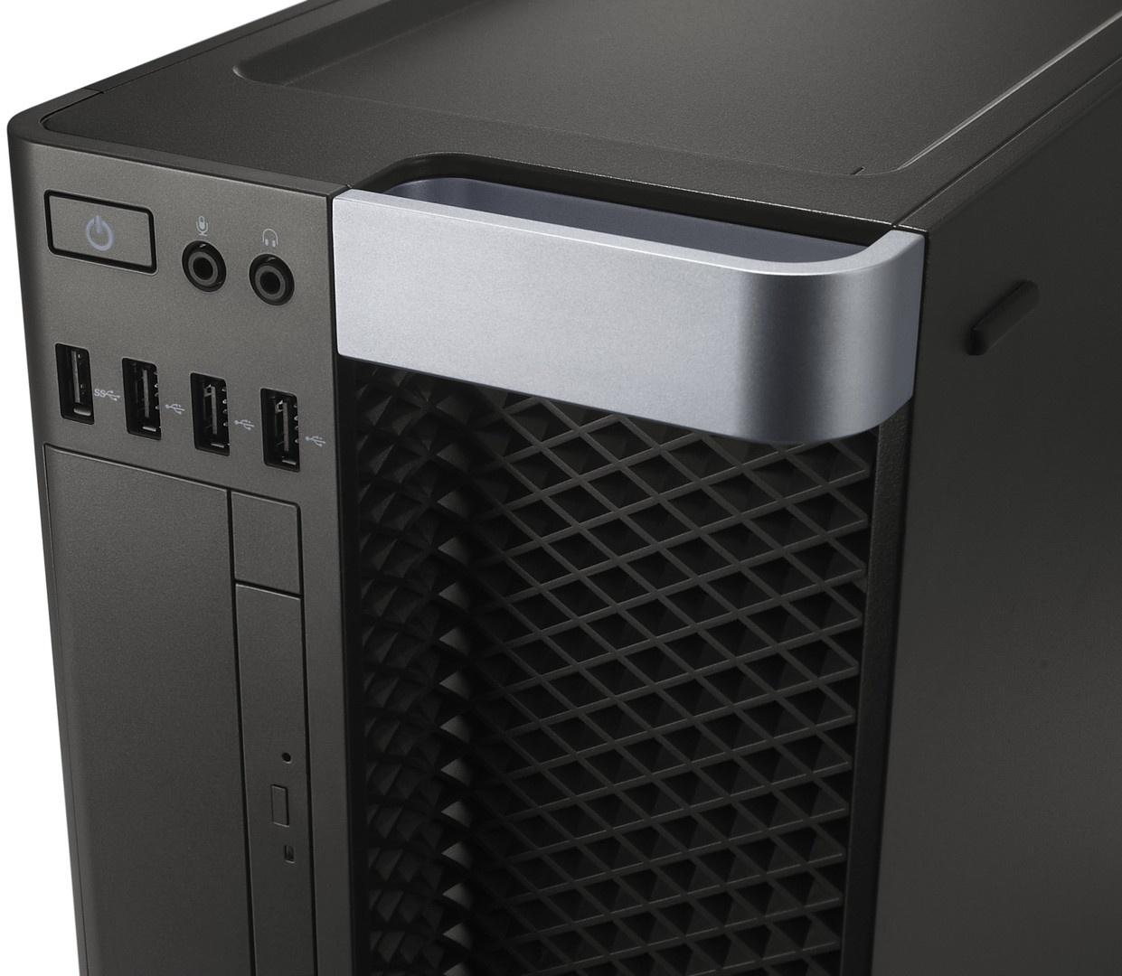 Dell Precision T5600 2x xeon, SSD