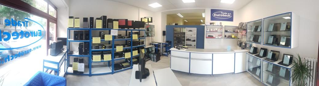 Prodejna Eurotech Trade a.s.